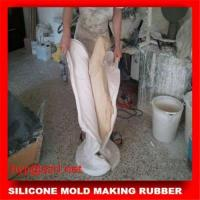 Buy cheap RTV Silicone rubber for casting plaster ornament product