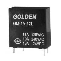 Quality Low Voltage 12V DC Power Relay Electrical Relays for Air Conditional Heater for sale