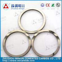 Quality High Performance Tungsten Carbide Die Roller Ring grade ML60 for steel industries for sale
