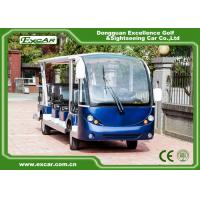 Buy cheap 72V Trojan Battery Electric Tourist Bus Heavy Duty Axle With Differential Gear from wholesalers