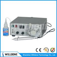 Buy cheap Silver Color Automatic Glue Dispenser Electric Driven 188 X 168 X 88mm product