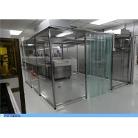 Buy cheap Modular Purification Easy Installation Clean Room Booths Modular Clean rooms product