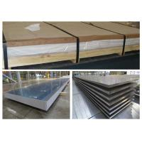 Buy cheap Thin Alloy 6010 T4 AluminumSheet , Automobile Outer Plate Alu 6010Plate product