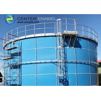 Buy cheap 6.0Mohs Glass Lined Steel Taks For Waste Water Storage Needs product
