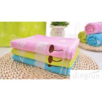 Quality Premium Soft 100% Cotton Face Wash Towel Eco-friendly OEM Welcome for sale