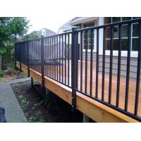 Buy cheap Customizable Aluminum fence/ aluminum railing/ security railing for home and garden courtyard outdoor usage product