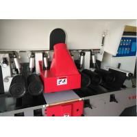 Buy cheap 380v Multi - Blade Multiple Rip Saw High Precision Working Width 250mm MJ1425 product