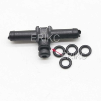 Buy cheap ERIKC Sealing Ring T and L Shape Return Pipe Joint Rubber Black Sealing Ring for Denso/Bosh product