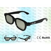 Buy cheap 3D TV ABS Plastic Circular polarized 3D glasses CP297GTS01 product