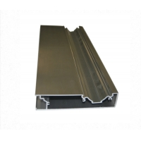 Buy cheap 6063-T5 T6 Aluminum Extrusion Profile For Refrigerated Container product