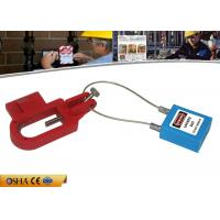 China Multi- Functional Ultra Large Size Circuit Breaker Lock Out with 60g Weight on sale