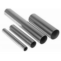 Buy cheap 304 304L Stainless Steel Round Pipe ASTM A312 For Industry 3000mm - 6000mm product