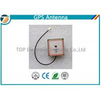 Buy cheap Cellphone High Gain GPS Antenna 1575.42 MHz  with IPEX Connector TOP-GPS-AI05 product