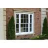 Buy cheap Single Hung Aluminum Single Glazing box sash windows Horizontal Opening Pattern from wholesalers