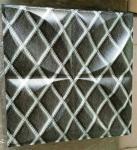 Waterproof PVC 3D wall panels Laminated wall Sheet 1.0 to 2.0 mm Thcikness