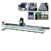 Buy cheap Automatic Sheet Metal Cutting Machine CNC Router For Aluminum Working CNC Center Machine With Taiwan TBI Ball Screw product