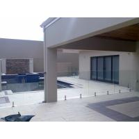 Buy cheap Crystal B Outdoor Swimming Pool Fence 15.2 Laminated Glass FOR Green House product