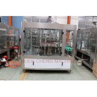Buy cheap Small Scale Water Bottle Filling Machine With Bottle Cap Sealing Machine product