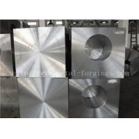 Buy cheap ASTM A105 Carbons Steel Forged Block Normalized and Milled for Pressure vesel product