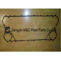 China T20M NBR EPDM Alfa Laval Heat Exchanger Gaskets Replacement Iso Certification on sale