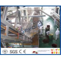 Buy cheap Juice Making Factory Fruit And Vegetable Processing Machinery With Juice Processing Technology product