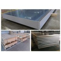 Buy cheap Aircraft Structures 2124 Aluminum PlateAA2124 T351 T851 Temper IRIS Approval product