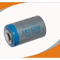 Buy cheap 420WH / KG 1200mAh LiSOCl2 3.6V Battery ER12AA for Intelligent water meter, from wholesalers