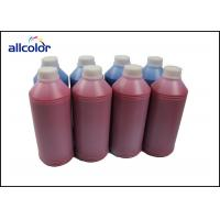 Buy cheap TOYO Qualify Eco Solvent Printing Ink For Epson DX4/DX5/DX7 Printer product