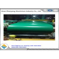 Buy cheap Plain Finish 1100 H14 Color Coated Aluminum Coil / Painting Aluminium Coil With PE product