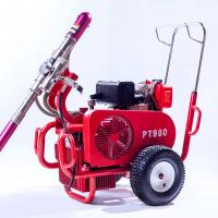 Buy cheap Bituminous / Putty Airless Paint Spraying Equipment With 250Bar Pressure product