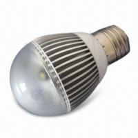 Buy cheap LED Bulb Light with 5W Power Consumption and E27 Lamp Cap product