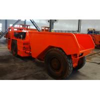 Buy cheap Manual 5T Underground Dump Truck , Underground Mining Trucks For Construction from wholesalers