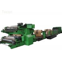 Buy cheap 33 Kw Paper Bag Manufacturing Machines Heat Sealing Cutting 1100L/Min product