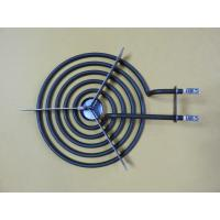 Buy cheap Custom Made Tubular Heater , Electric Flexible Coil Tube Heating Element product