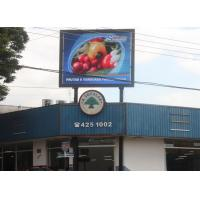 Buy cheap Waterproof P10 / P16 Outdoor Advertising LED Display For Information Showing And Instruction product