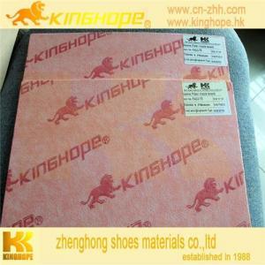 China Nonwoven Fiber Insole Board on sale