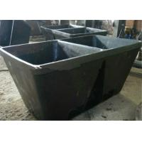 Buy cheap Industrial Aluminium Ingot Mold Sow Mould Dross Pan Available product
