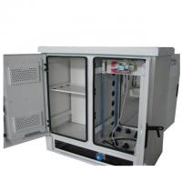 Buy cheap Telecom Communication Network Equipment Rack Aluminum Enclosure Double Layer product