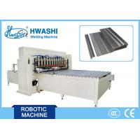 Buy cheap Hwashi 1 year warranty Stainless Steel Sheet Metal Welder Multi-point with Best price and  High efficiency product