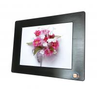"Quality 4G RAM 64G SSD Fanless 15"" Resisitve Industrial Touch Panel PC  with Wide Voltage 8-30V for sale"