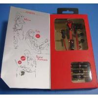 Buy cheap CAS-P50-Red Connectland Earphone product