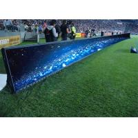 Quality Full Color HD P8 Stadium LED Display Soft Mask Anti Collision With High for sale