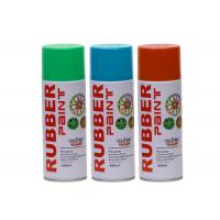 Buy cheap Removable Car Rim Rubber Spray Paint Fluorescent Liquid Coating Abrasion Resistance product