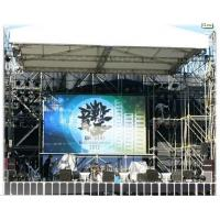 Buy cheap 6500K Outdoor Full Color P12 LED screen 1R1G1B , Commercial LED Display 120 Degree product