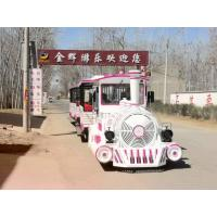 Buy cheap Export Quality Zero Emission Regent Style Electric Power Trackless Mini Train from wholesalers