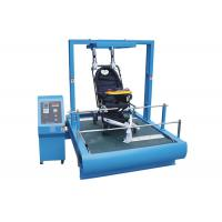 Buy cheap EN 1888 Stroller Handle Strength Tester Lab Test Machine With Touch Screen from wholesalers