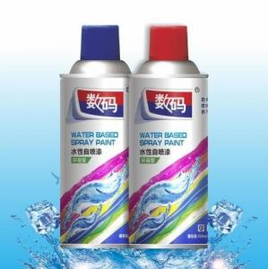 Buy cheap Water Based Multicolor Acrylic Aerosol Spray Paint product