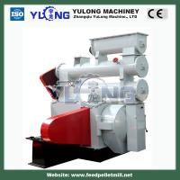 Buy cheap flat die wood pellet machine (CE approved ) product