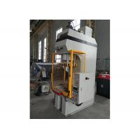 Buy cheap Customized Hydraulic Press Machine 25 Ton Organized By Press Crown from wholesalers