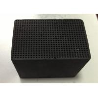 Buy cheap High Efficiency Honeycomb Activated Carbon Wall Thickness 1.0mm/0.5mm Industrial product